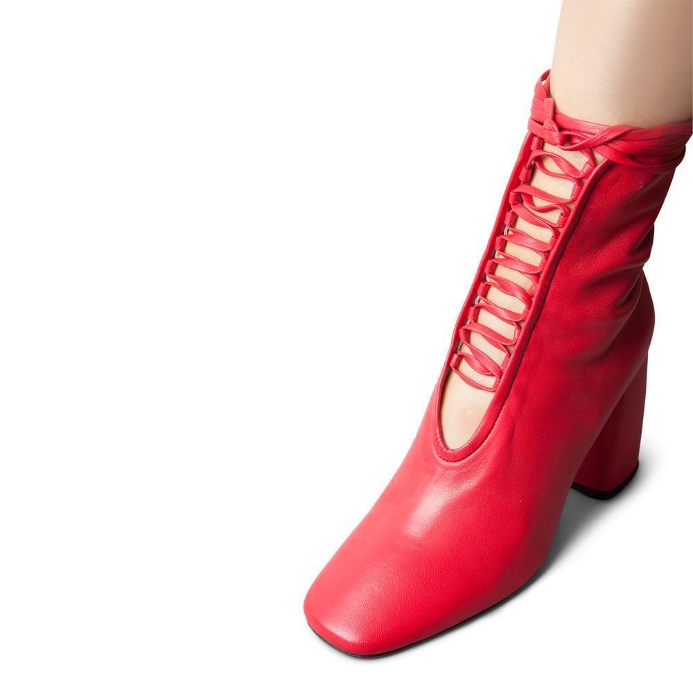 BellaDonna in Poppy Red