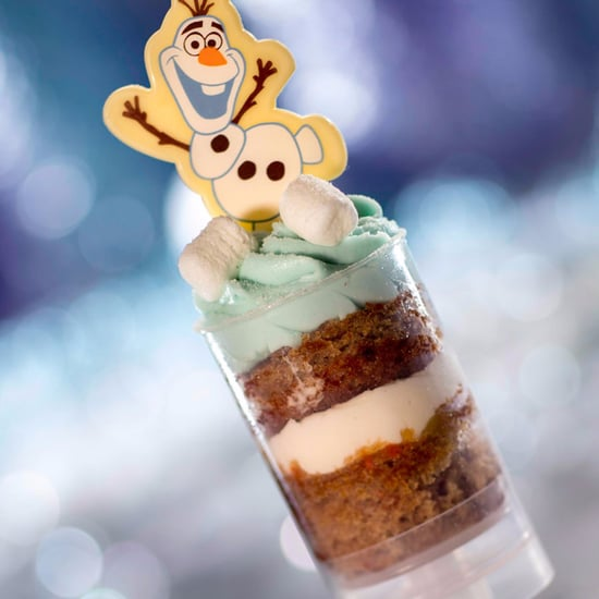 Disney Hollywood Studios Frozen Holiday Desserts 2017