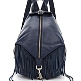 Rebecca Minkoff Julian Backpack With Fringe ($395)