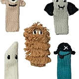 Blabla Kids Knit Finger Puppet Set