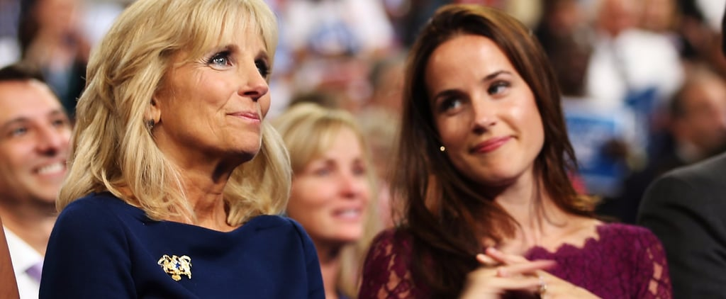 Jill Biden Parenting Advice
