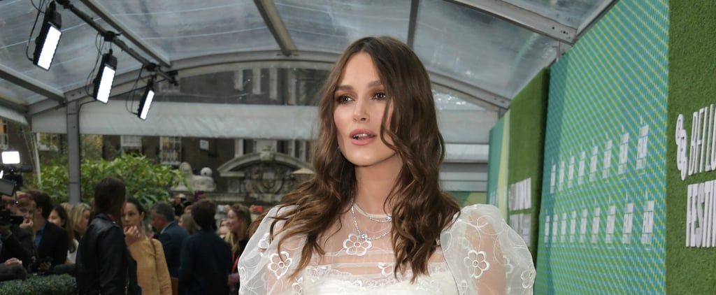Keira Knightley Funny Quotes About Motherhood