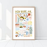 All About Your City Poster