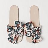 H&M Bow Slides