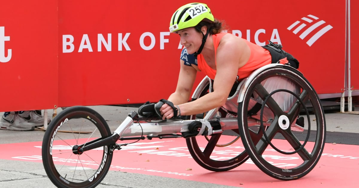 Tatyana McFadden Comes in First, Then Second in Back-to-Back Chicago and Boston Marathons