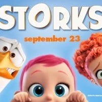 You'll spot your family in the Storks movie, guaranteed