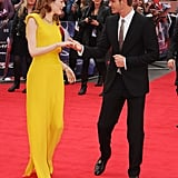 Is This Emma and Andrew's Cutest Red Carpet Together Ever?