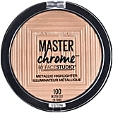 Maybelline New York: Master Chrome Highlighter in Molten Gold