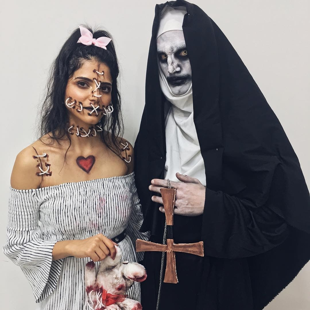 Scary Halloween Costumes For Couples  POPSUGAR Love & Sex
