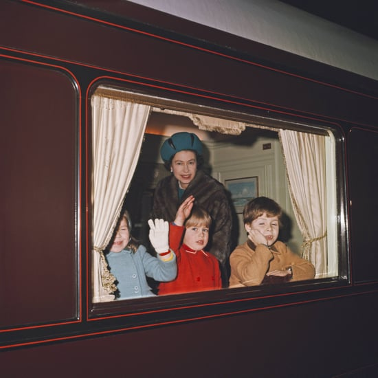 The Royal Train Ride