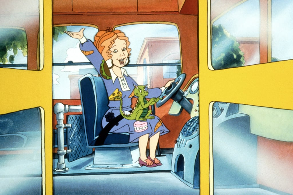 Ms. Frizzle and the Magic School Bus: The Inspiration