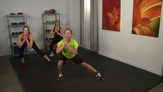 10-Minute Cameron Diaz Workout