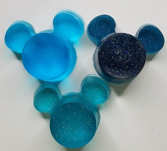 Mickey Mouse Inspired Soap Favor