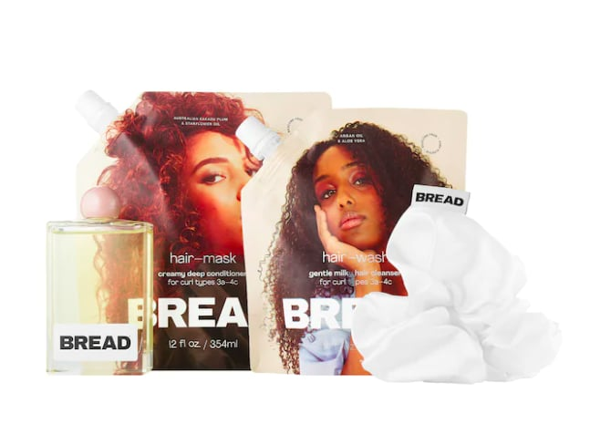 Best Hair Gifts For Beginners: Bread Beauty Supply Wash-Day Essentials Kit for Curly & Textured Hair