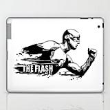 The Flash iPad Sticker