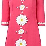 Dolce & Gabbana Floral Appliqué Dress ($2,695)