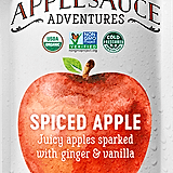 Once Upon a Farm Applesauce Adventures