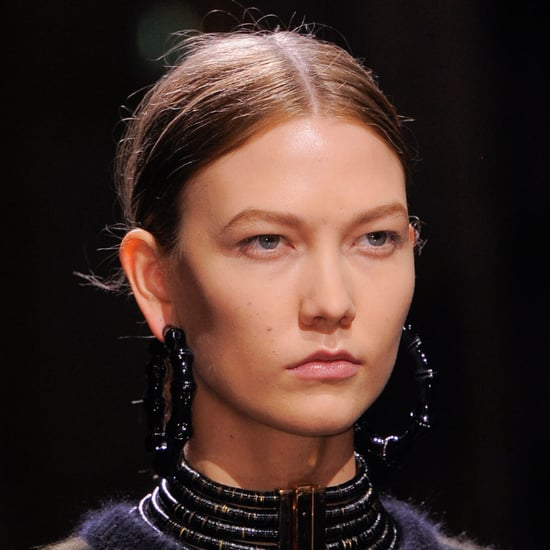Fall 2014 Paris Fashion Week: Balmain Runway Beauty