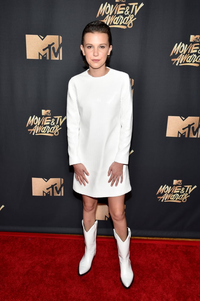 Stranger Things Cast at MTV Movie and TV Awards 2017