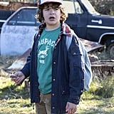 Dustin From Stranger Things