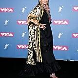 Madonna's Outfit at the 2018 MTV VMAs