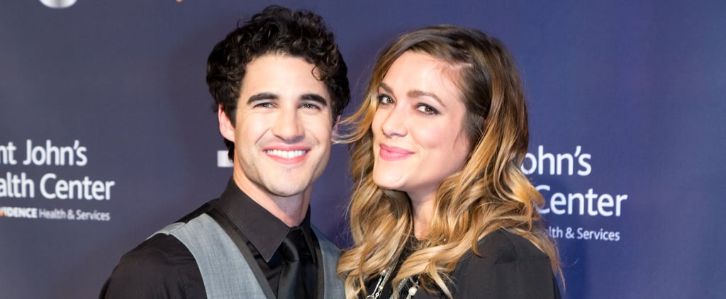 How Did Darren Criss and Mia Swier Meet?
