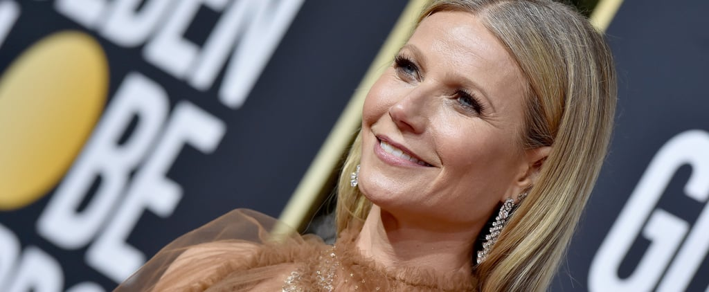 Gwyneth Paltrow and Daughter Apple Get Piercings Together