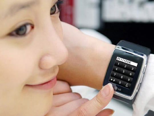 Daily Tech: LG Debuts Video Phone Watch at CES