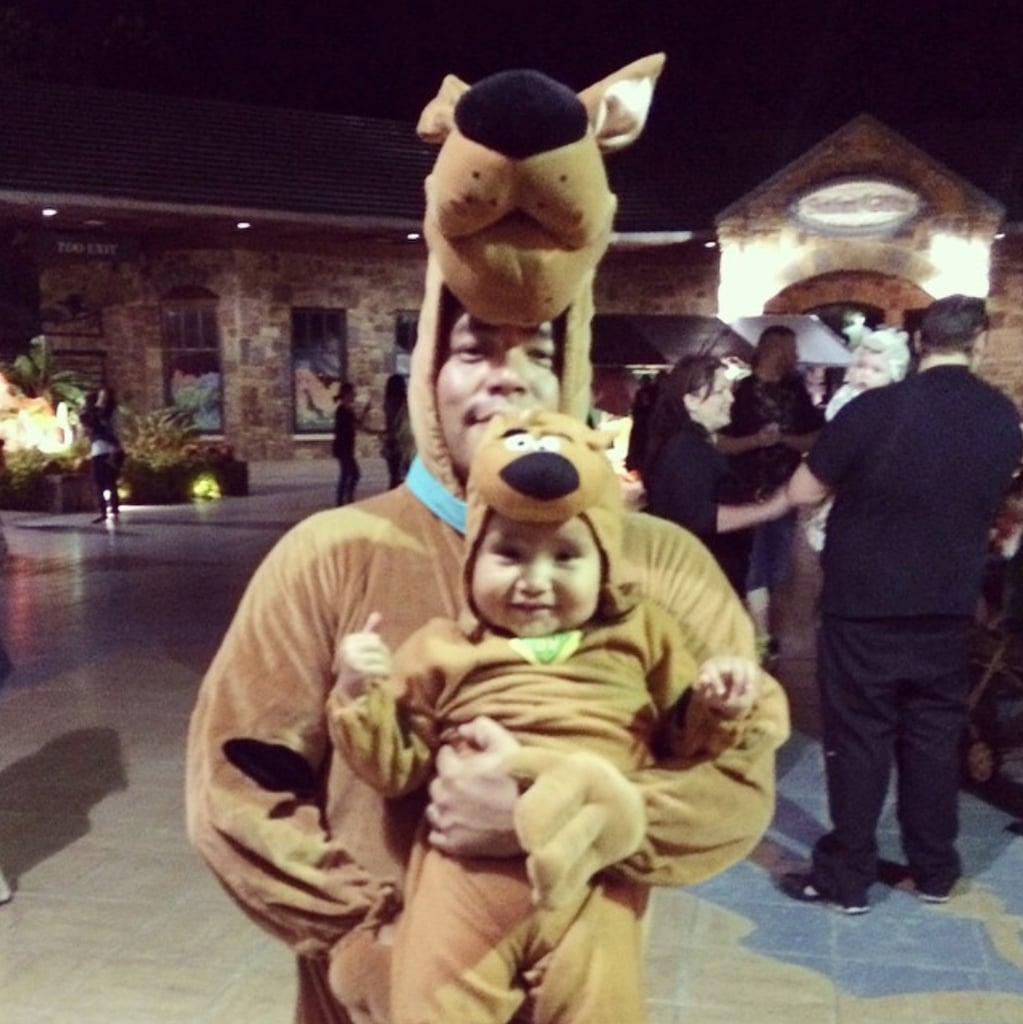 Scooby and Scrappy Doo