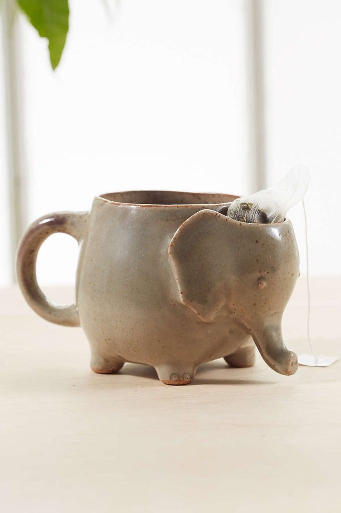 Plum & Bow Elephant Tea Mug ($15, originally $16)