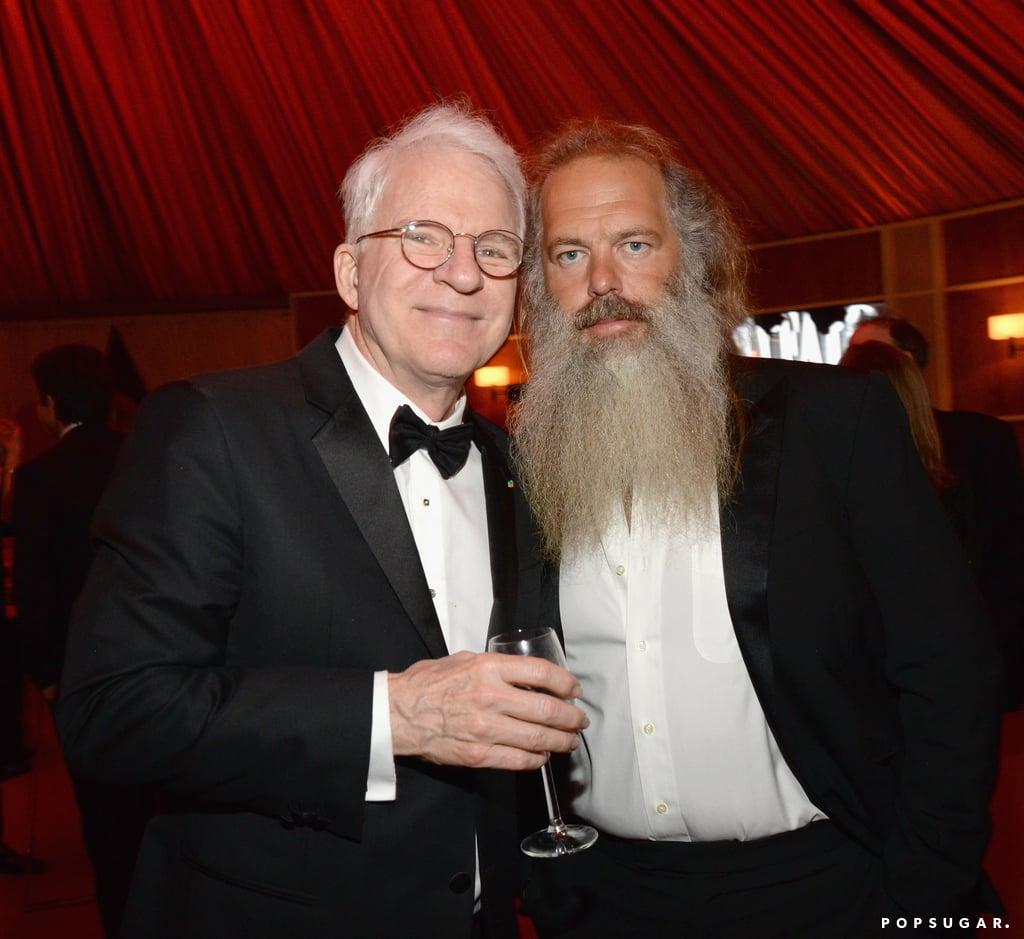 Steve Martin and Rick Rubin