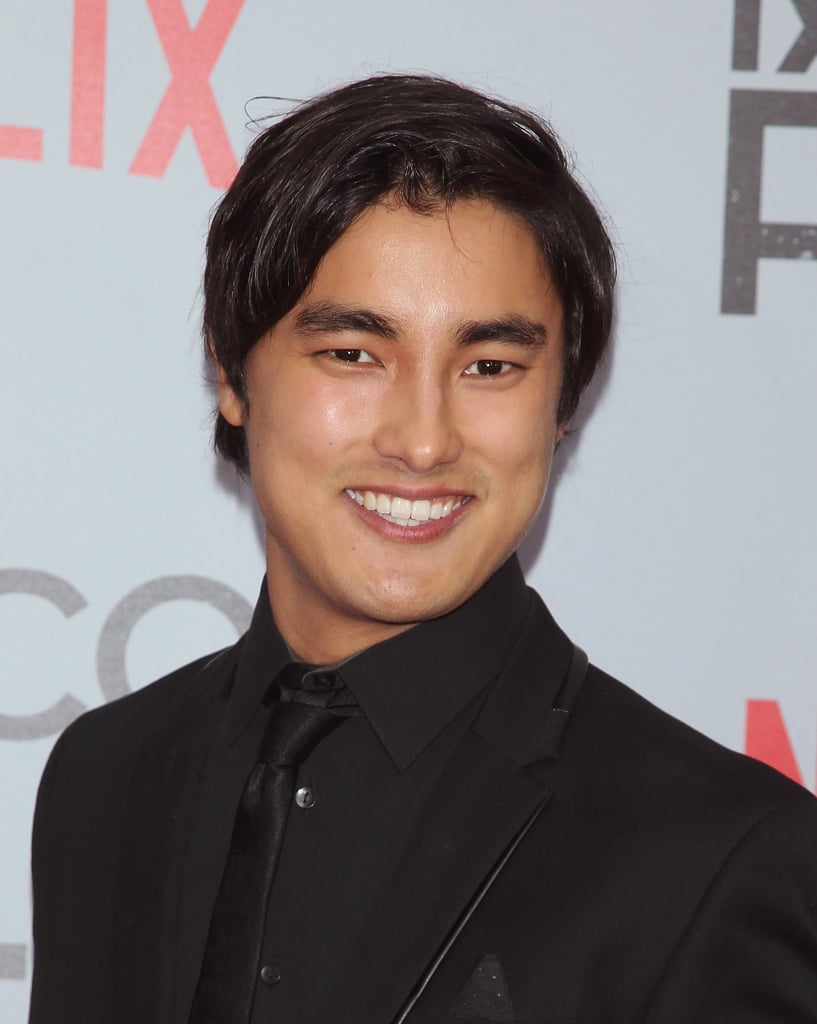 Remy Hii as Alistair Cheng