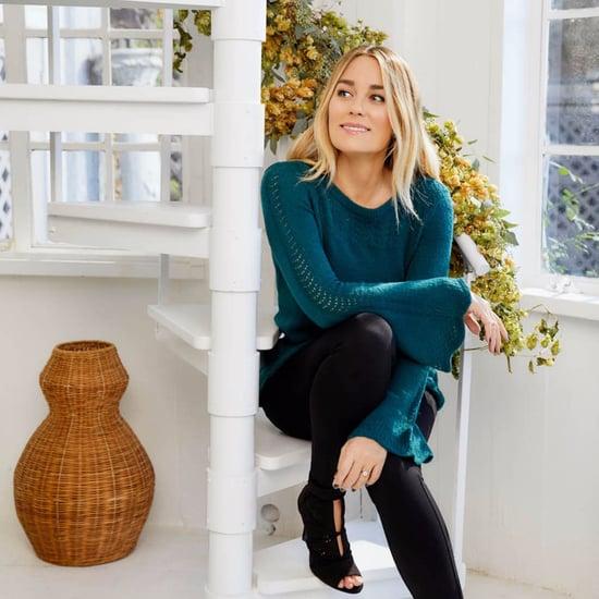 Lauren Conrad Fashion Interview Winter 2017