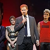 Prince Harry at Bat Out of Hell Gala Performance 2018