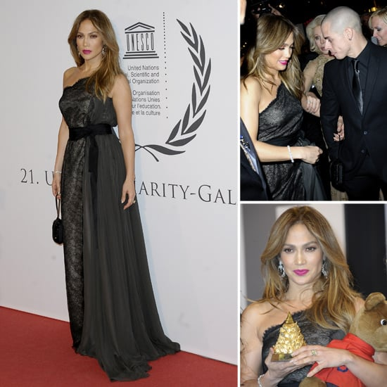 Jennifer Lopez Wears Lanvin at UNESCO Gala | Pictures