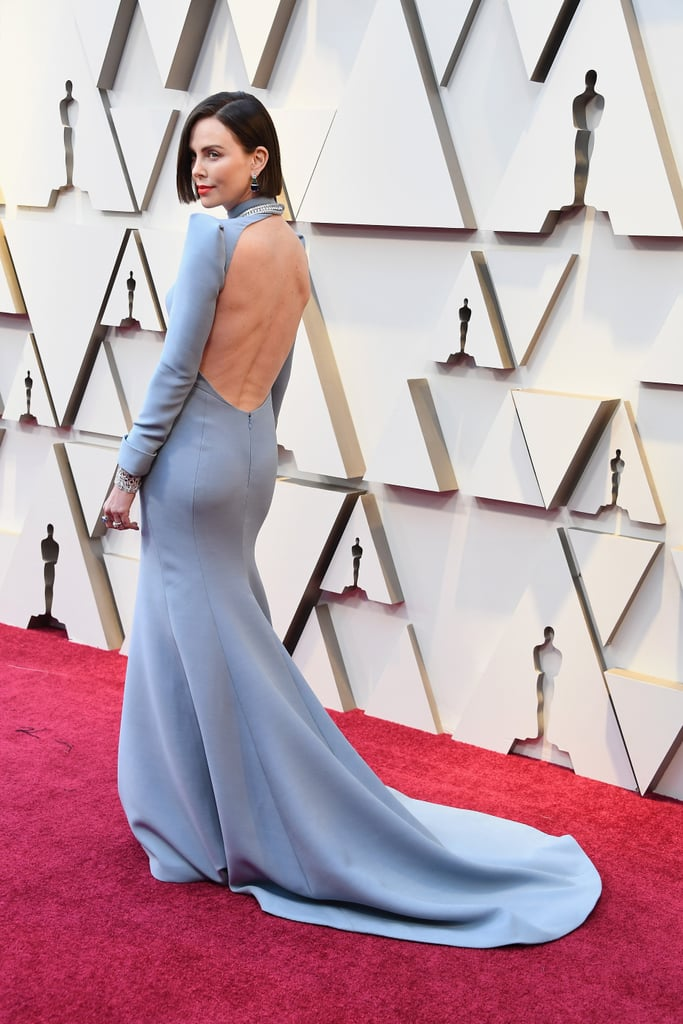 sexiest oscars dresses 2019  popsugar fashion photo 31
