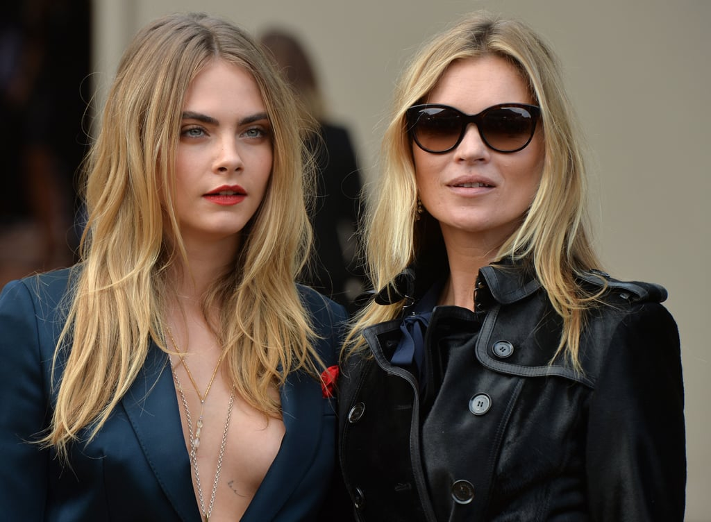 The Stars Were Sitting Pretty in the London Fashion Week Front Row