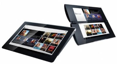 Sony S1 and S2 Tablet Details