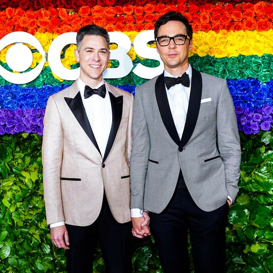 Who Is Jim Parsons's Husband, Toss Spiewak?