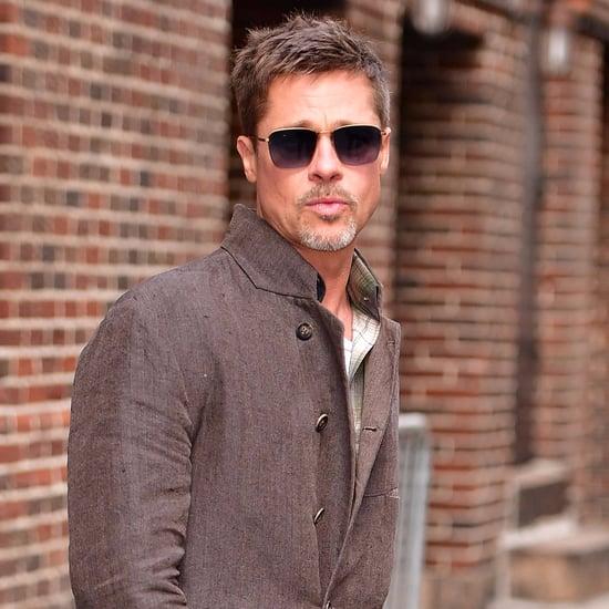 Hot Brad Pitt Pictures 2017