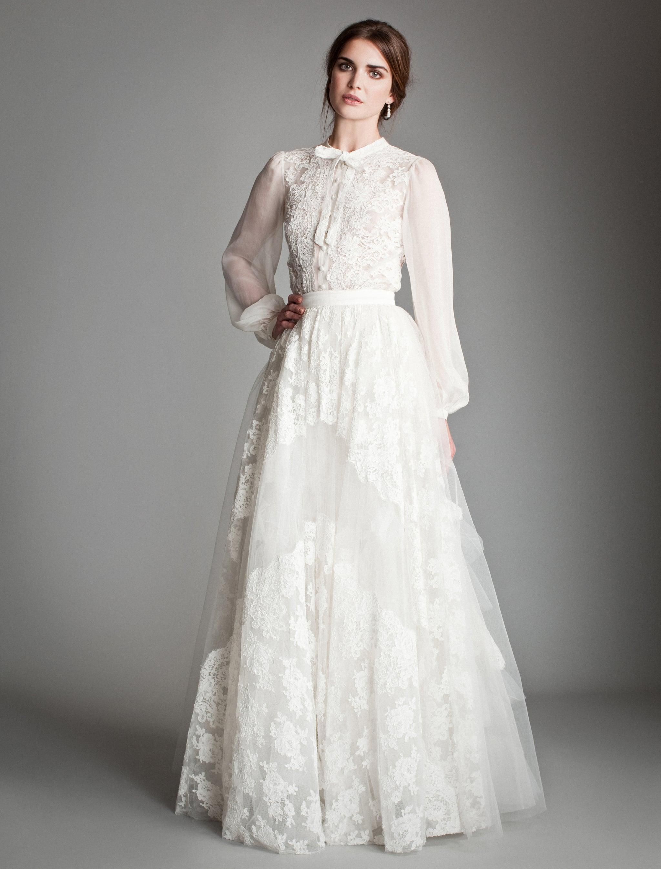 Temperley Bridal Spring 2014
