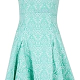 Closet jacquard bardot skater dress (£55)