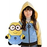CubCoats Bob the Minion 2-in-1 Transforming Hoodie & Soft Plushie