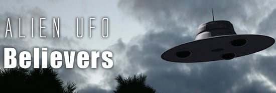 Website of the Day: Alien UFO Believers