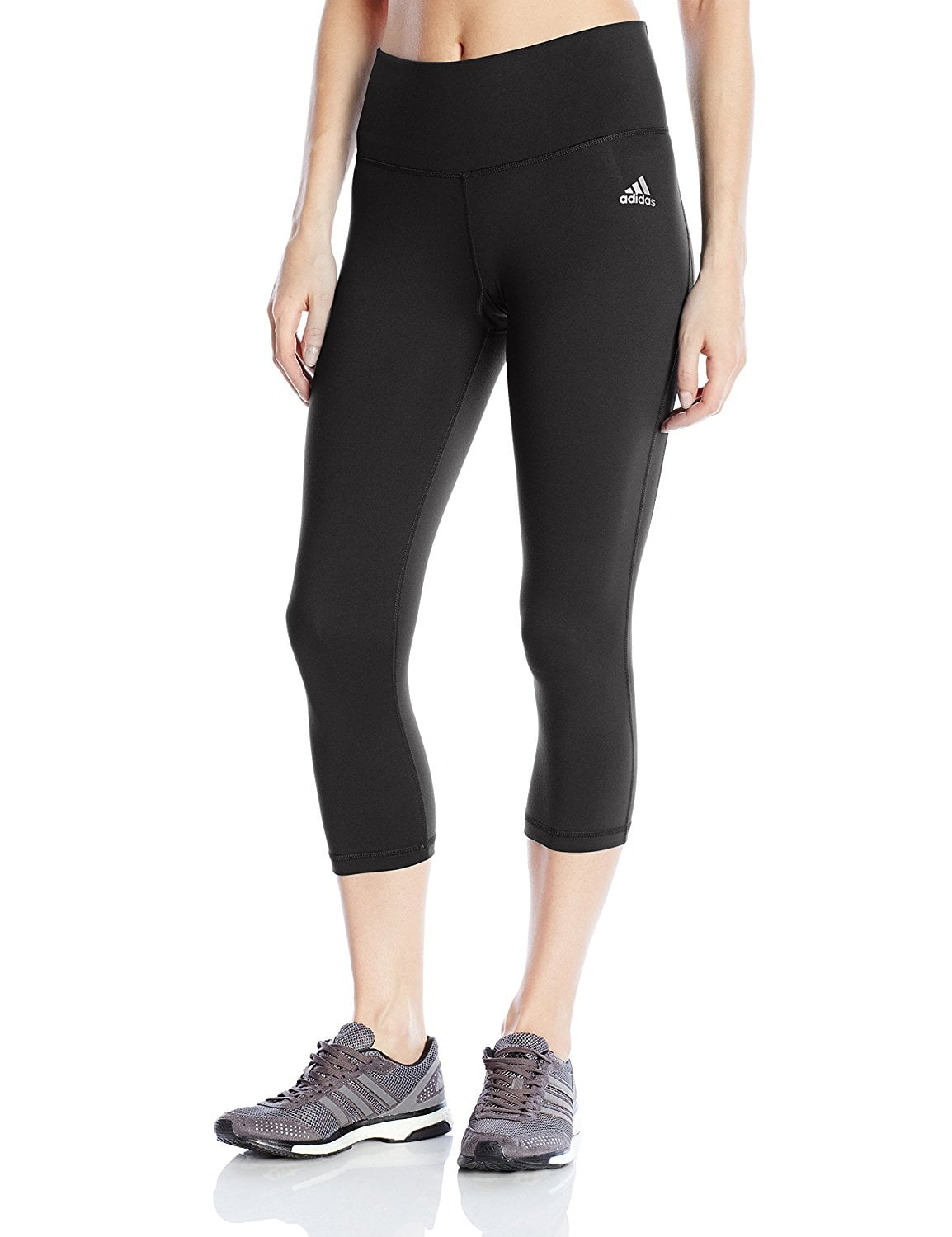 Sfondo verde progenie schema  Adidas Women's Performer 3/4 Tights | If $100 Yoga Pants Make You Ragey,  Then Shop These Affordable Workout Clothes | POPSUGAR Fitness Photo 11