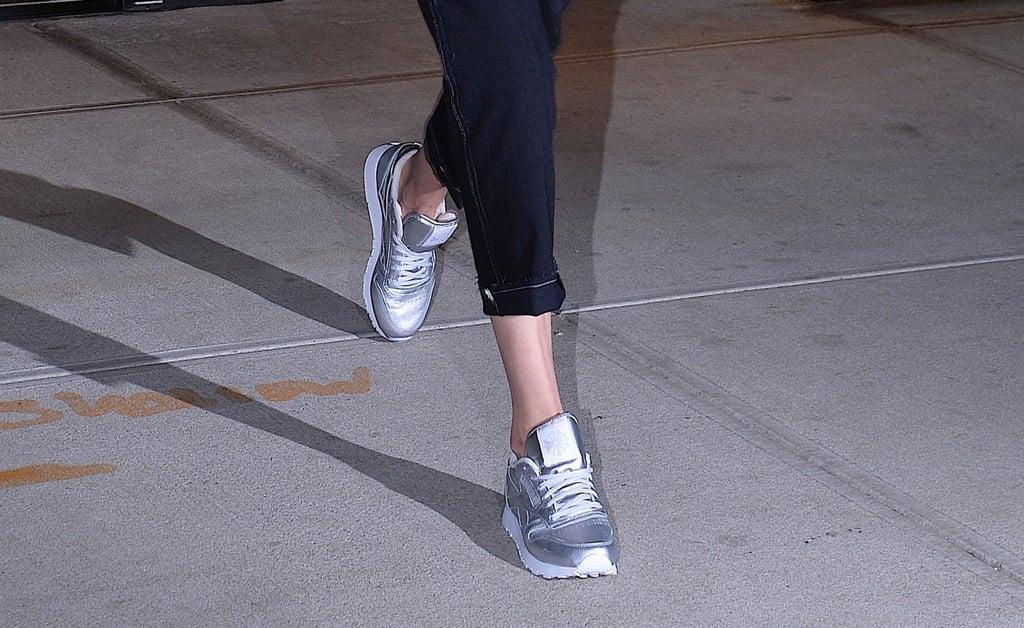 Reebok Chaussures De Sport À Revêtement Métallique LtfecW