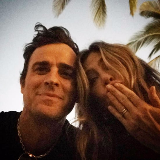 Justin Theroux's Birthday Message For Jennifer Aniston 2017