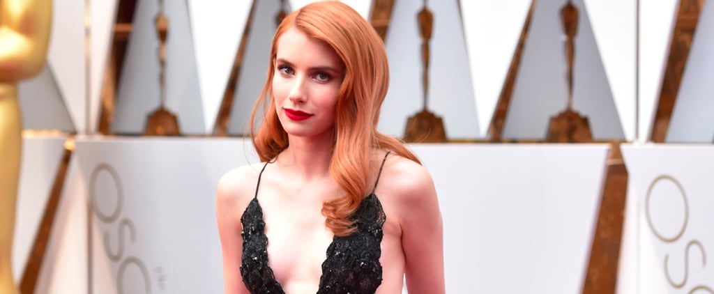 Emma Roberts and Julia Roberts Matched at the Oscars, and You Totally Missed It