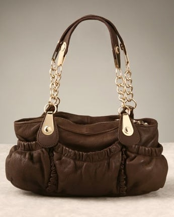 There's Still Time to Win This Chocolate Brown Seven Satchel!