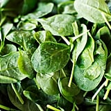 Buy Organic: Spinach
